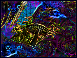 Vision Quest Variation3 by Lasercrew420