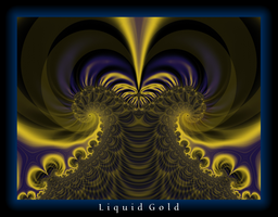 - Liquid Gold - by Psychedelic-Freak
