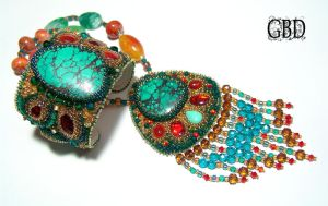 Indian set by gbdreams