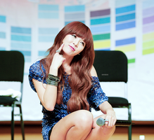 4minute - Hyuna by anna06i