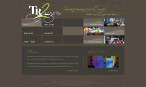 events management - site by xtianares
