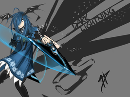 S4 League Season 1 Dark Lightning by HeavensDawn