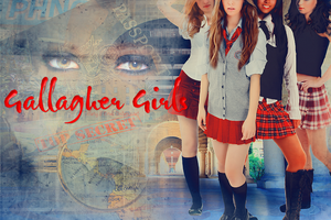 Gallagher Girls by artbytiffany