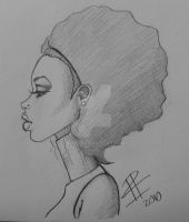 AfroProfile by Bumbih