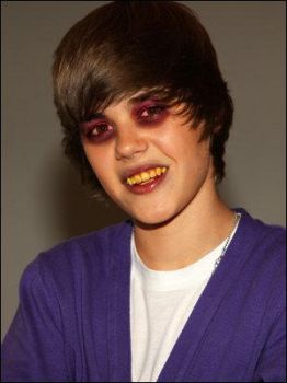 Justin Bieber Got Punched by Steeboh