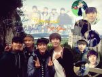 Super Junior in Munich (Germany) by ForeverK-PoPFan