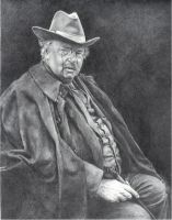 Chesterton by GloriaDei