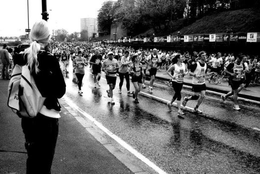 London Maraton 2010 by Smallio123