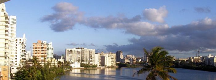 Balcony View of San Juan 2 by ladyelvenstar