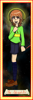 Chara - The Absolute by Desghostler