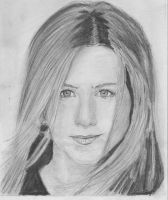 Jennifer Aniston by bclara88