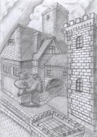 Another castle by Xpuk