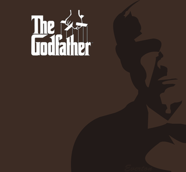 The Godfather by evertinhoal
