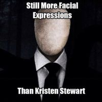 Still more facial expressions than kristen stewart by Angeltheherovampire