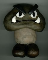 Goomba out of Clay by ChetRippo