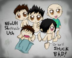 Chibi Baby Simple Plan by Chocoreaper