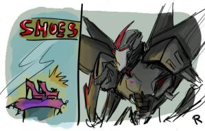 TFP doodles, 5 by Ayej