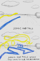 A Sonic-related Comic I made by BlehMaster7