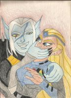 Lotor's dream. by AmandaFerguson070707