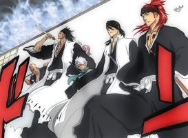 Bleach Chapter 460 by AfterDark101