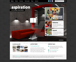 Aspiration Wordpress Theme by ait-themes