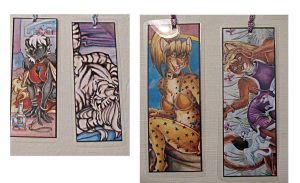 Bookmark Close Up 3 by lady-cybercat