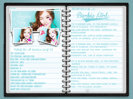 Profile of Jessica Jung - Girls' Generation by Lee-Yinah