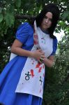 Alice Madness Returns cosplay by PeroxideMermaid