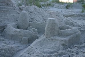 Sand Castle 0005 by poeticthnkr