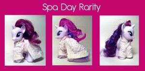Rarity's Spa Day by CuteTherapy