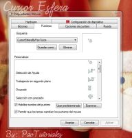 Cursor RedBerry by PaoTutoriales