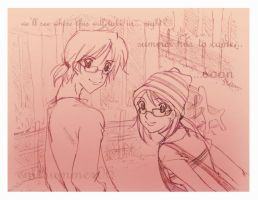 you and me by enitenit