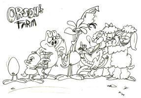Orson's Farm by Granitoons