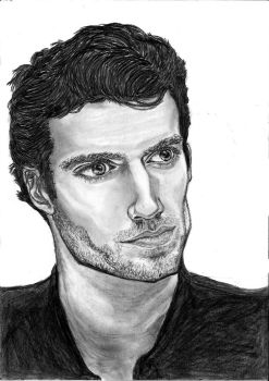 Henry Cavill by LifesaDoodle