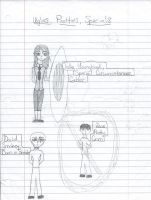 Uglies Series Characters, 7th grade, 2006/2007 by littlewaysoul