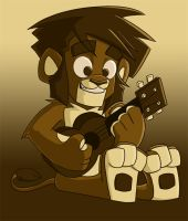 Ukelele by charco