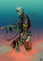 Deadshot by JohnOsborne