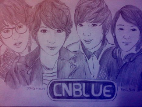 CNBlue The Best by raisiwon