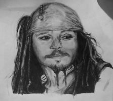 Jack Sparrow by darxi