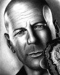 Bruce Willis - Cop Out by HarryMichael