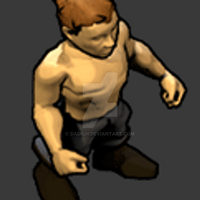 A FREE character by dadich