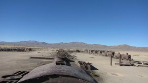 Cimetary in Bolivia by ibeliveicanfly