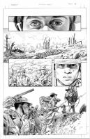 Spawn 179 page 13 pencils by mikemayhew