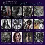 Art Summary by Asteri-A