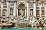 Rome - Trevi Fountain 13 by Lauren-Lee