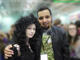 Bellatrix and Jesse McClure by MasterCyclonis1