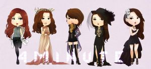 4Minute - Volume Up by phobialia