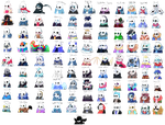 Boatload of Sans [Link me moree] by Pudp0n