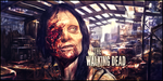 The walking dead by Nushulica
