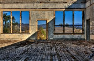 Picture Window Landscape III by ernieleo